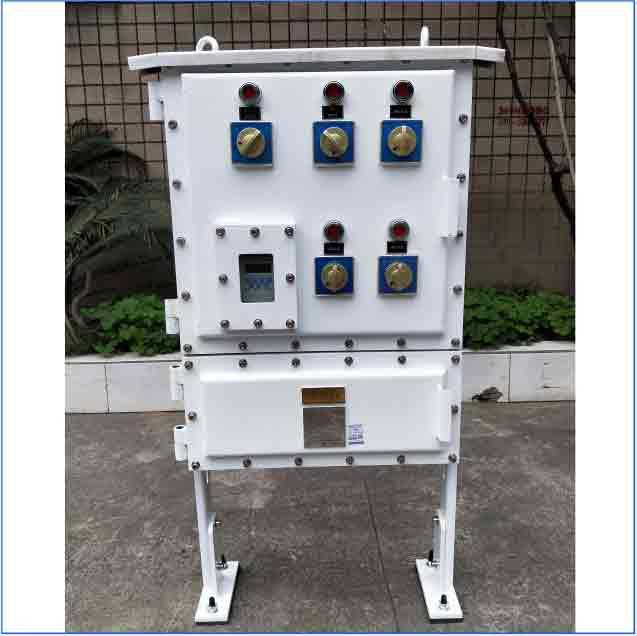 公司生產的防爆箱顏色更改通知